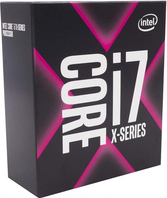 Процесор Intel Core i7-9800X X-Series 3.8GHz / 8GT / s / 16.5MB (BX80673I79800X) s2066 BOX - изображение 1
