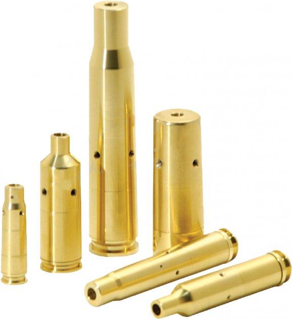 Лазерний фальш-патрон SME для холодної пристрілки кал. 6.5 Creedmoor (1204.00.55) - зображення 1