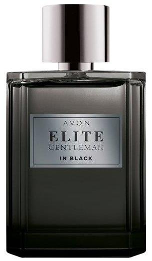Туалетная вода для мужчин Avon Elite Gentleman in Black 75 мл (1318256)(ROZ6400101957) - изображение 1
