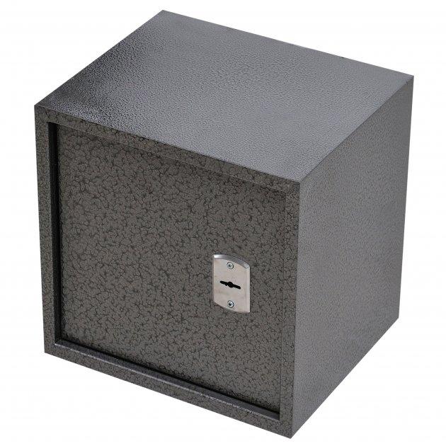 Сейф мебельный Best Buy для денег бумаг документов 50х50х40 см (МК-258861) - изображение 1