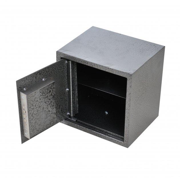 Сейф мебельный Best Buy для денег бумаг документов 30х30х25 см (МК-258858) - изображение 1
