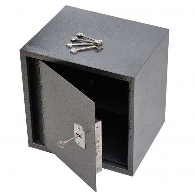 Сейф мебельный Best Buy для денег бумаг документов 35х35х30 см (МК-258859) - изображение 1