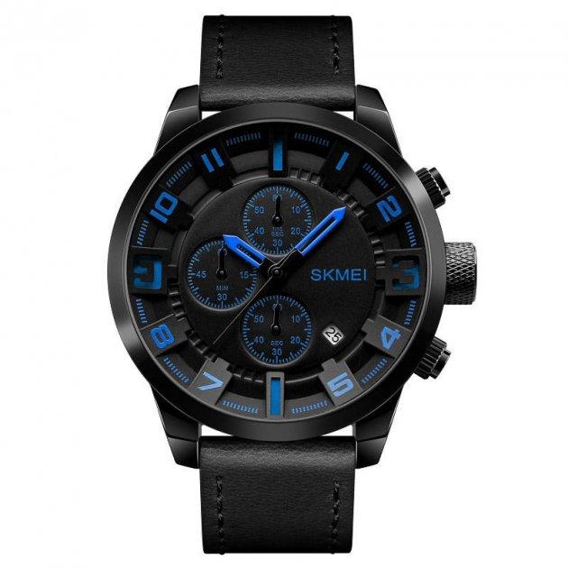 Часы Skmei 1309 Blue - изображение 1