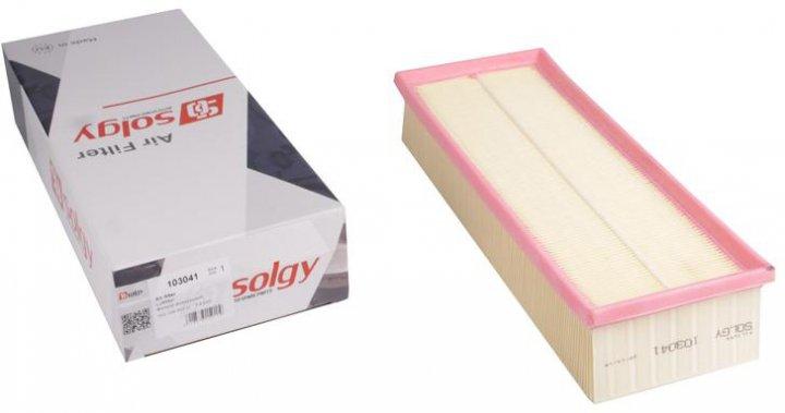 Фильтр воздушный Solgy VW Caddy 1.9TDI 03 (103041) - изображение 1