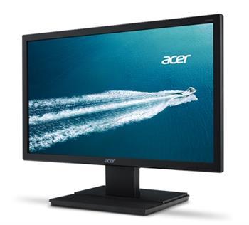 """Монітор LCD 19.5"""" Acer V206HQLAb, D-Sub, TN, 1600x900, 60Hz, 5ms - зображення 1"""