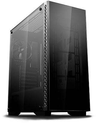 Корпус DeepCool Matrexx 50 Black - зображення 1
