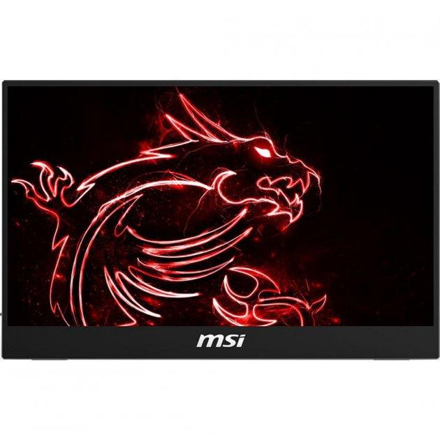 Монітор MSI OPTIX MAG161V - зображення 1
