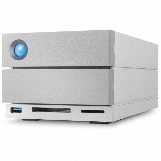 """Зовнішній жорсткий диск 3.5"""" 28TB LaCie (STGB28000400) - зображення 1"""