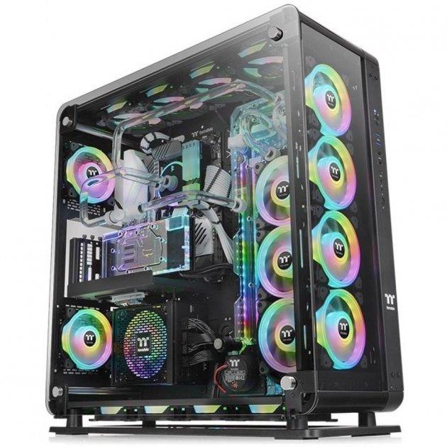 Корпус ThermalTake Core P8 TG Black (CA-1Q2-00M1WN-00) - зображення 1