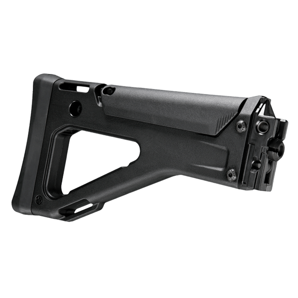 Приклад Bushmaster ACR фиксированный ц:черный - зображення 1