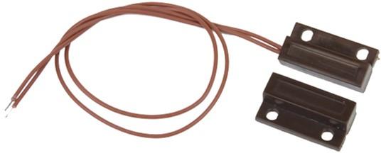 Датчик відчиняння дверей/вікон CoVi Security MC-21 Brown - зображення 1