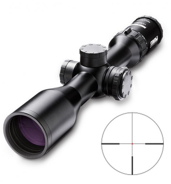 Приціл оптичний Steiner Nighthunter Xtreme 1,6-8x42 4A-I - зображення 1