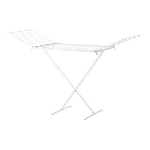 Сушилка для белья IKEA (ИКЕА) MULIG Белая 502.287.55 - изображение 1