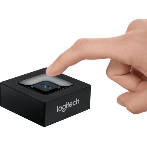 Беспроводной аудио - адаптер для колонок Logitech Bluetooth Audio Adapter (980-000910/980-000912) - изображение 1