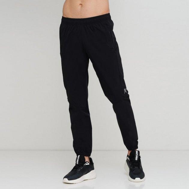 Мужские спортивные штаны Anta Woven Track Pants Черный 48 (ant852031516-3) - изображение 1