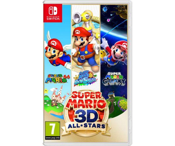 Super Mario 3D All-Stars (Nintendo Switch) - изображение 1