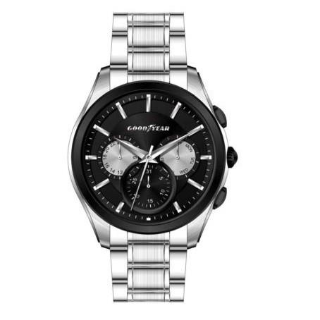 Часы мужские Goodyear G.S01218.01.02 серебряные - изображение 1