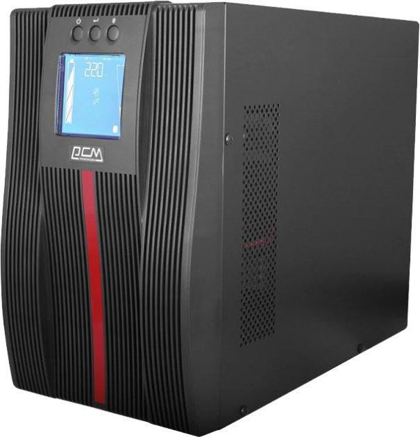 ДБЖ Powercom MAC-2000 IEC - зображення 1