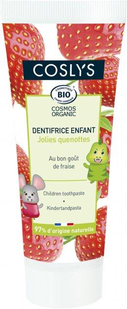 Зубная паста Coslys для детей 50 мл (3538396860108) - изображение 1