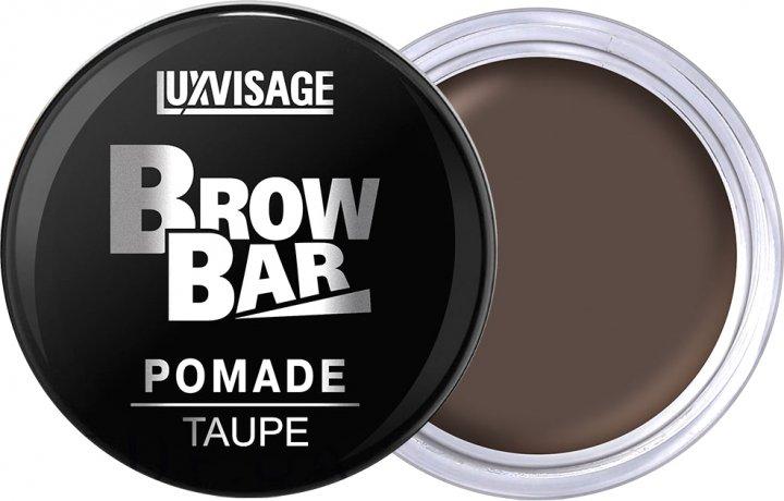 Помада для брів Luxvisage Brow Bar 02 тон Taupe 6 г (4811329029339) - зображення 1