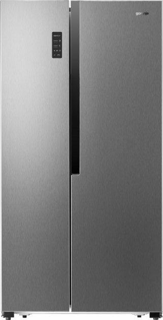 Side-by-side холодильник GORENJE NRS 9181 MX - зображення 1