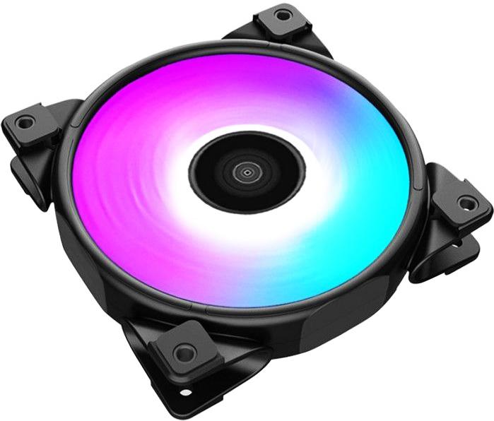 Кулер PcCooler Halo RGB 120 мм - изображение 1