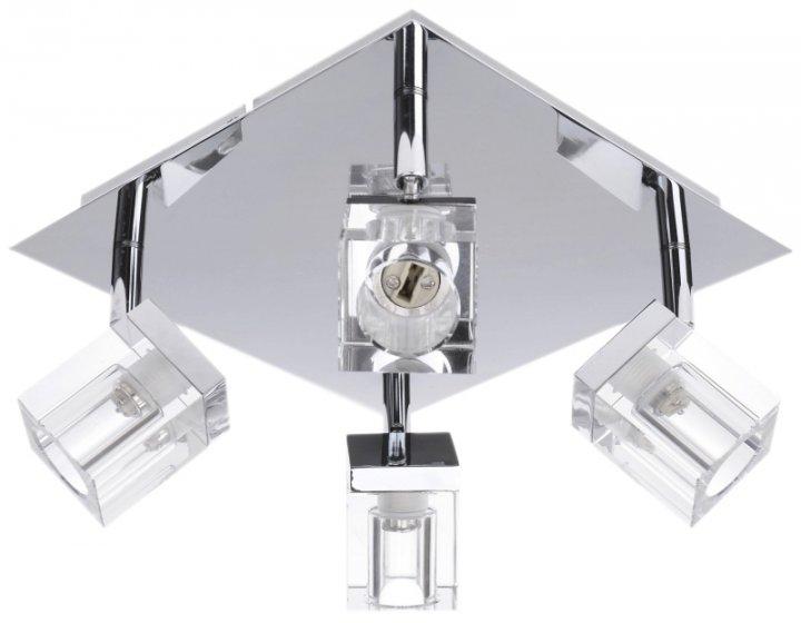 Світильник спот стельовий Brille HTL-96/4 (176281) - зображення 1