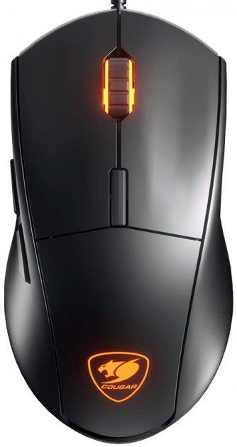 Мышь Cougar Minos XT USB Black - изображение 1