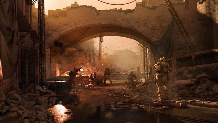 Игра Call of Duty: Modern Warfare для PS4 (Blu-ray диск, Russian version)