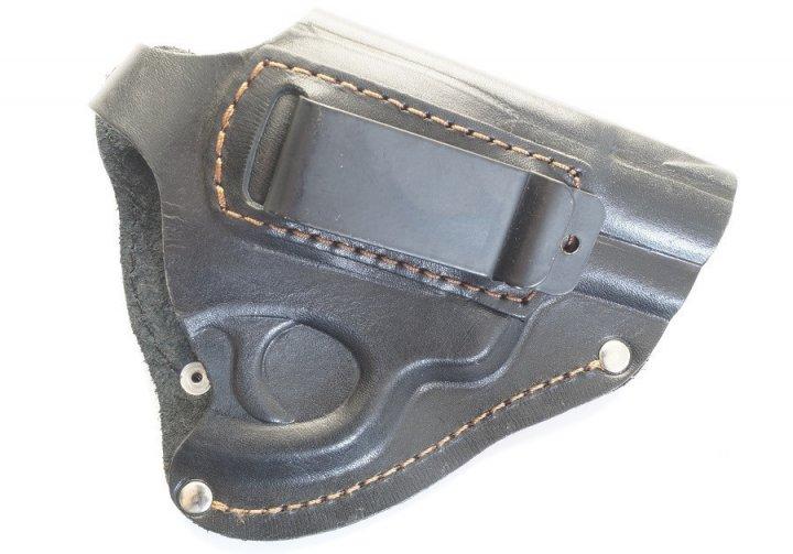 Кобура поясна для револьверів - зображення 1