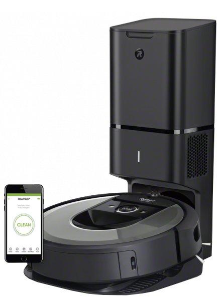 Робот-пылесос iRobot Roomba i7+ (i755840) - изображение 1