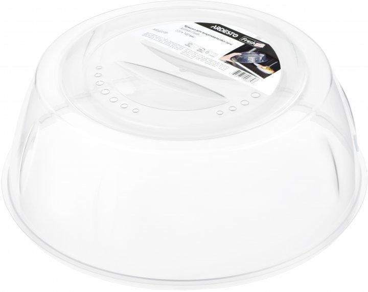 Крышка для микроволновой печи Ardesto Fresh 27 см (AR1602TP) - изображение 1
