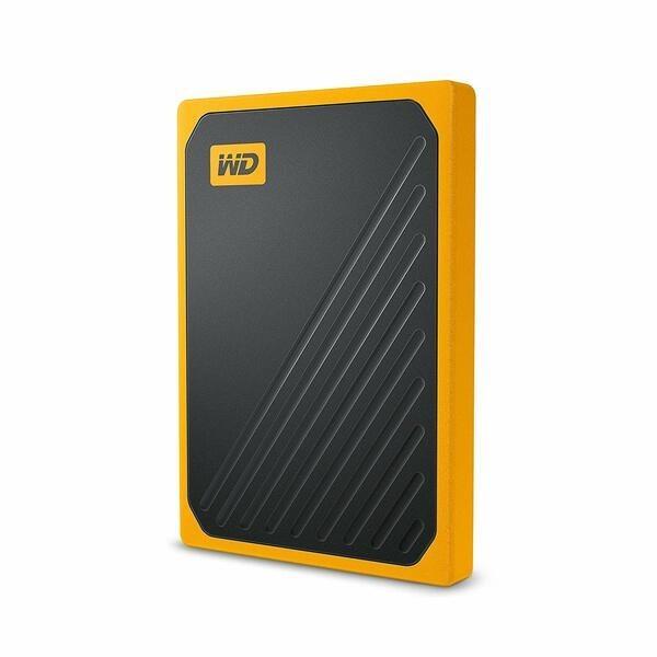 Накопитель SSD USB 3.0 500GB WD (WDBMCG5000AYT-WESN) - изображение 1