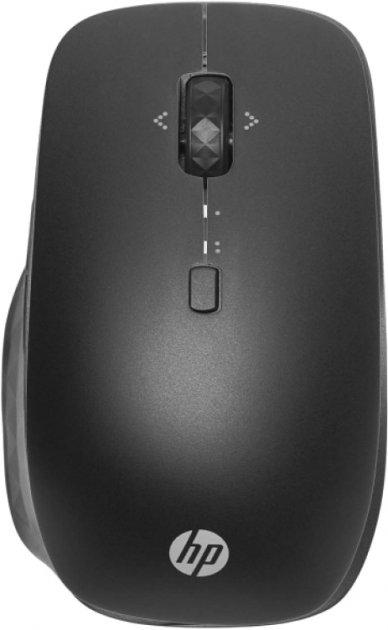 Миша HP Bluetooth Travel Mouse Black (6SP25AA) - зображення 1