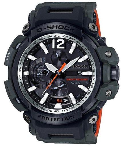 Годинник CASIO GPW-2000-3AER - зображення 1