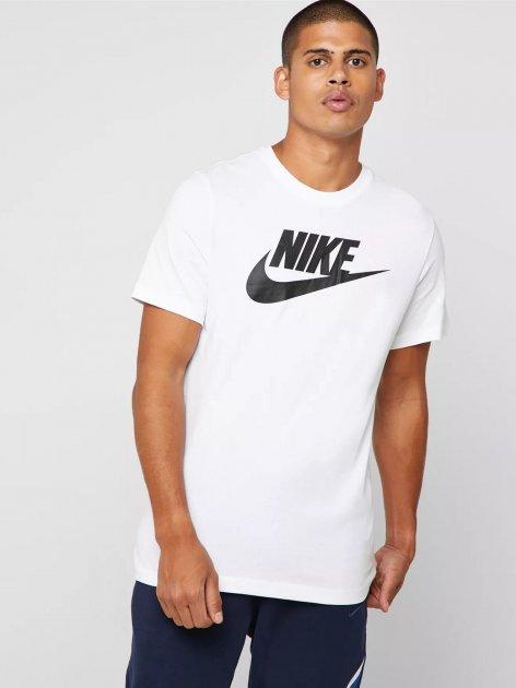 Футболка Nike M Nsw Tee Icon Futura AR5004-101 XL (191888621996) - изображение 1
