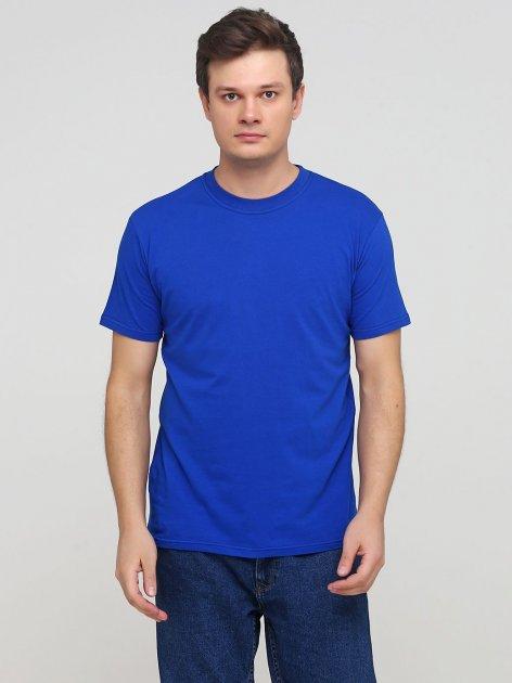Футболка Malta 19М319-17 L (48) Синяя (2901000305363_mlt) - изображение 1