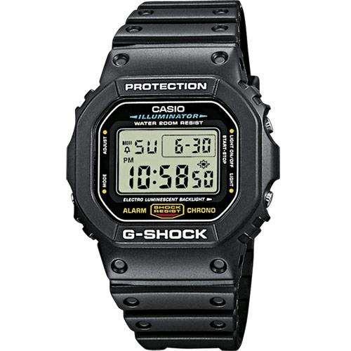 Годинник наручний Casio G-Shock CsG-ShckDW-5600E-1VER - зображення 1