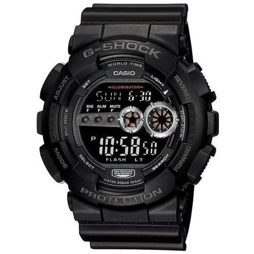 Годинник наручний Casio G-Shock CsG-ShckGD-100-1BER - зображення 1