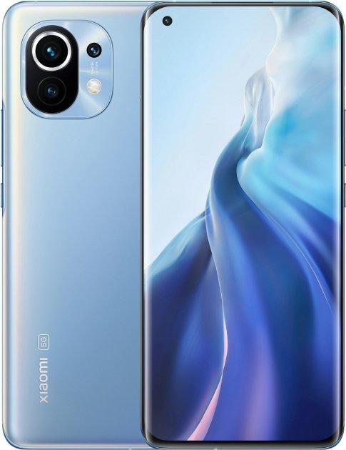 Мобильный телефон Xiaomi Mi 11 8/256GB Blue - изображение 1