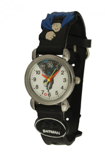 Дитячі годинники NewDay Бетмен Baby 64 black - зображення 1