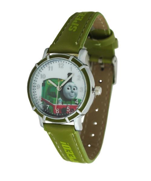 Детские часы NewDay Паровозик Baby71green - изображение 1