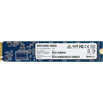 Накопичувач SSD M. 2 22110 400GB Synology (SNV3500-400G) - зображення 1