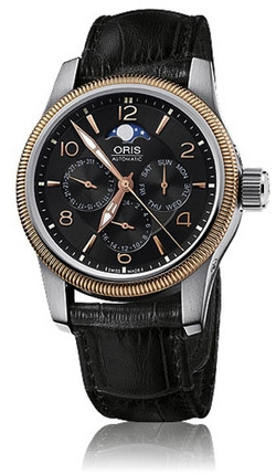 Часы ORIS 581 7627 43 64 LS 5 20 76 FC - изображение 1