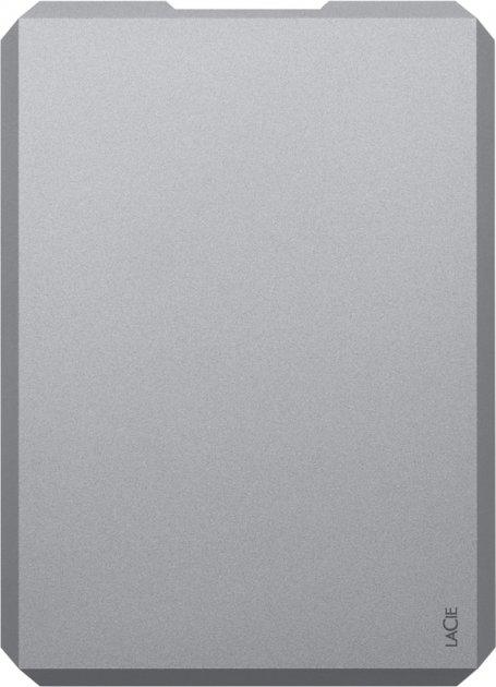 Жорсткий диск LaCie Mobile Drive 4TB 2.5 USB-C 3.1 (STHG4000402) - зображення 1