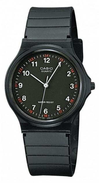 Чоловічі наручні годинники Casio MQ-24-1BUL - зображення 1