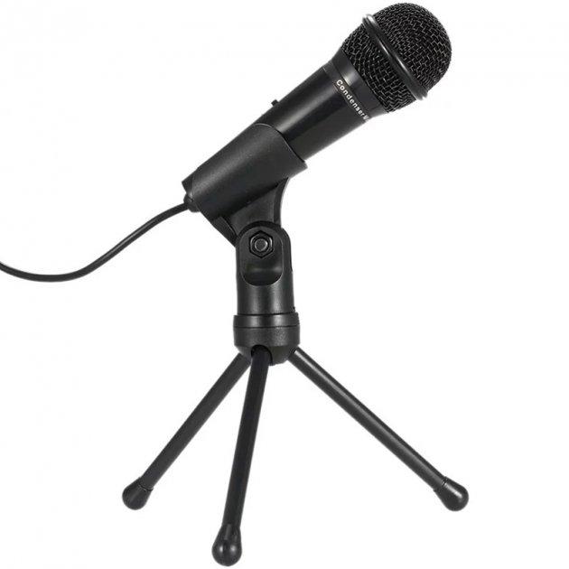 Конденсаторний мікрофон Soncm SF-910 Black - зображення 1