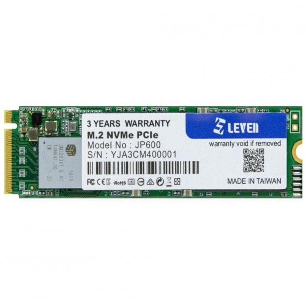 Накопичувач SSD M. 2 2280 512GB ЛЬОВЕН (JP600-512GB) - зображення 1