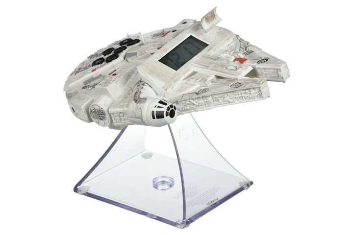 eKids iHome Disney Star Wars, Millenium Falcon c нічником KdsSW-347.UFMV7 - зображення 1