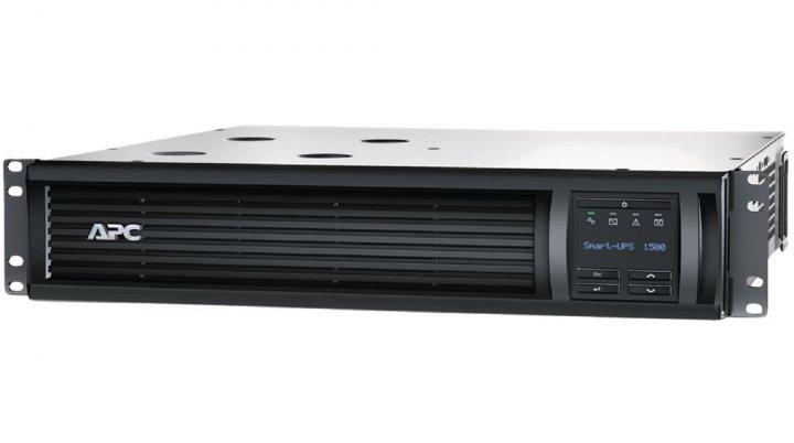 ИБП APC Smart-UPS RM 1500VA 2U LCD (SMT1500RMI2U) - зображення 1